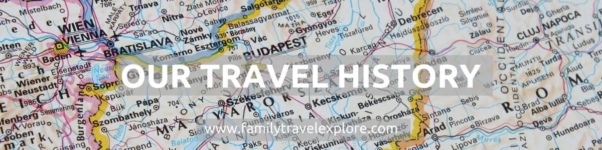 Our Travel History