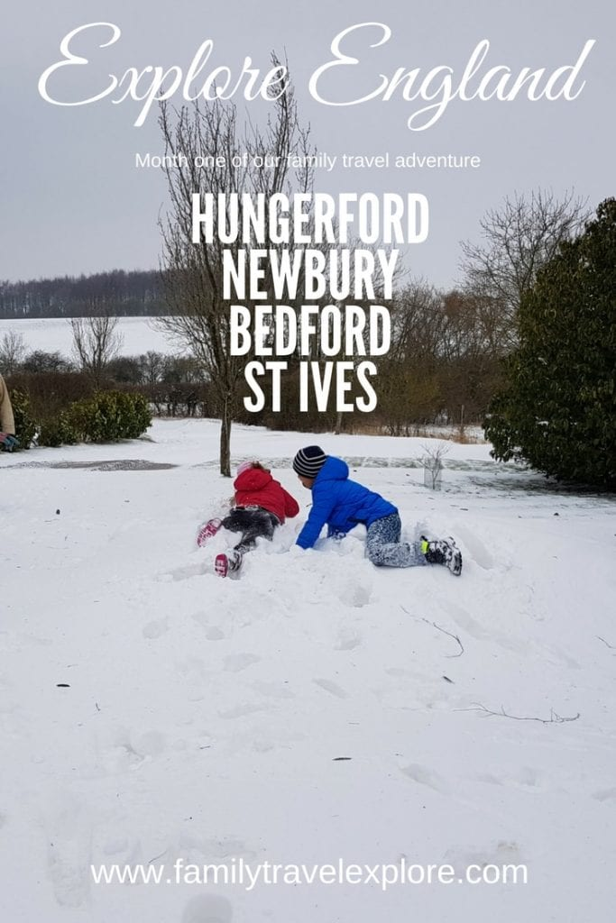 Explore England: Hungerford