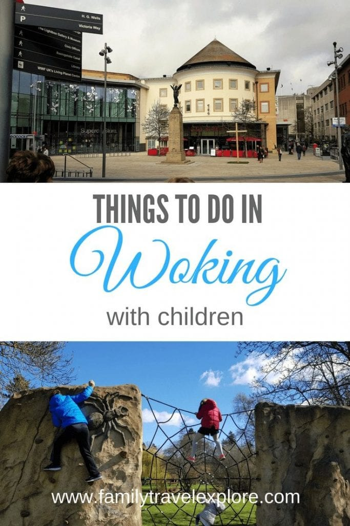 Things To Do In Woking With Children