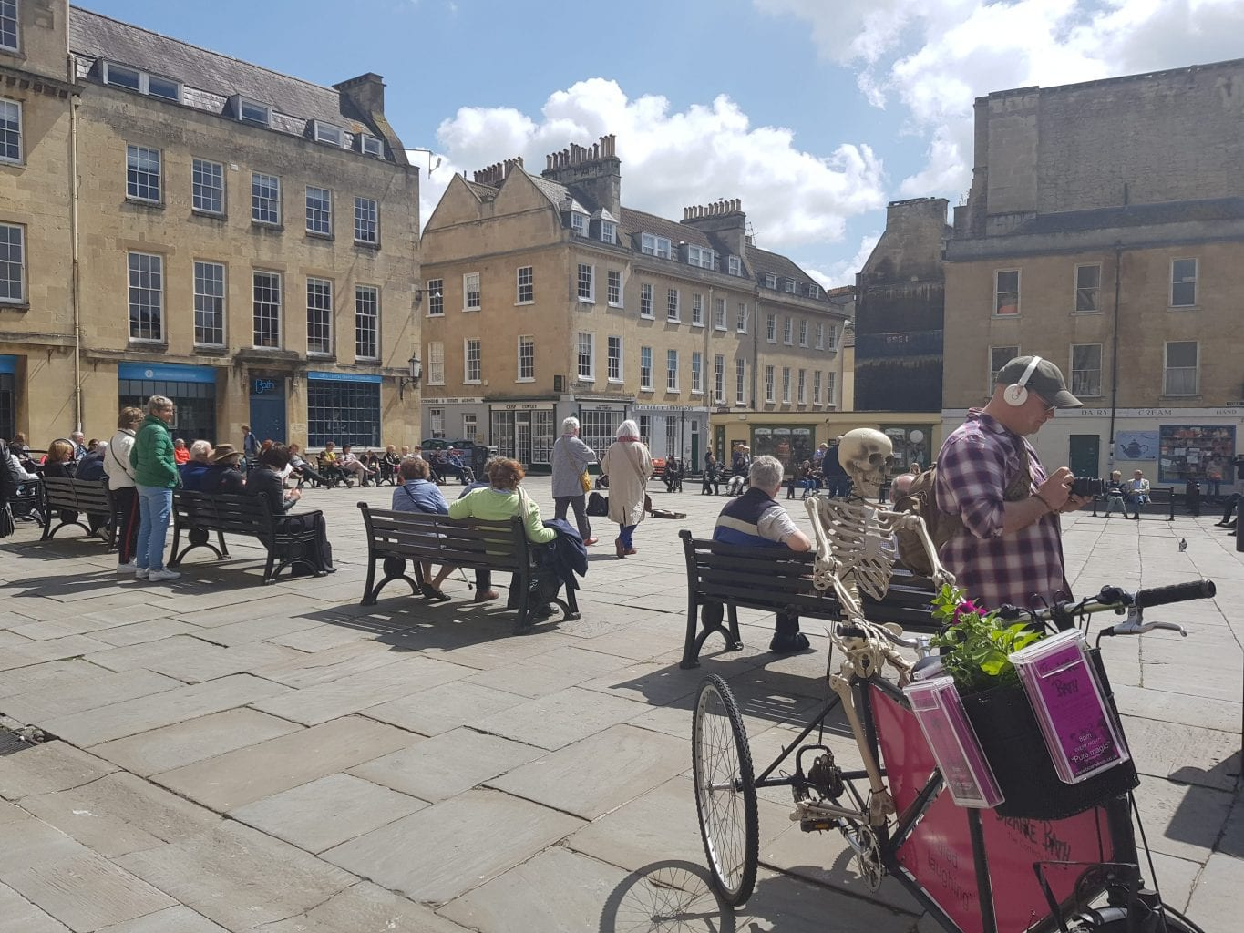 Explore England: Two Weeks In Bath