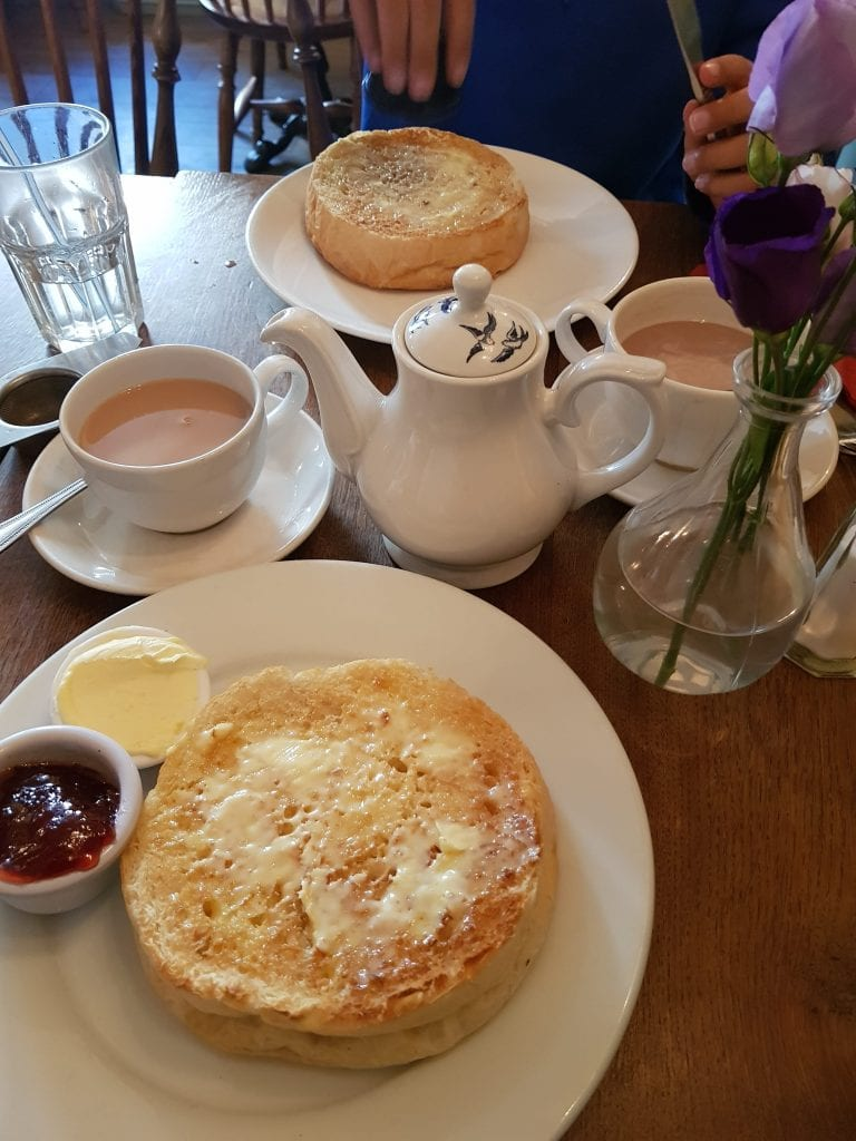 The World Famous Sally Lunn Cream Tea