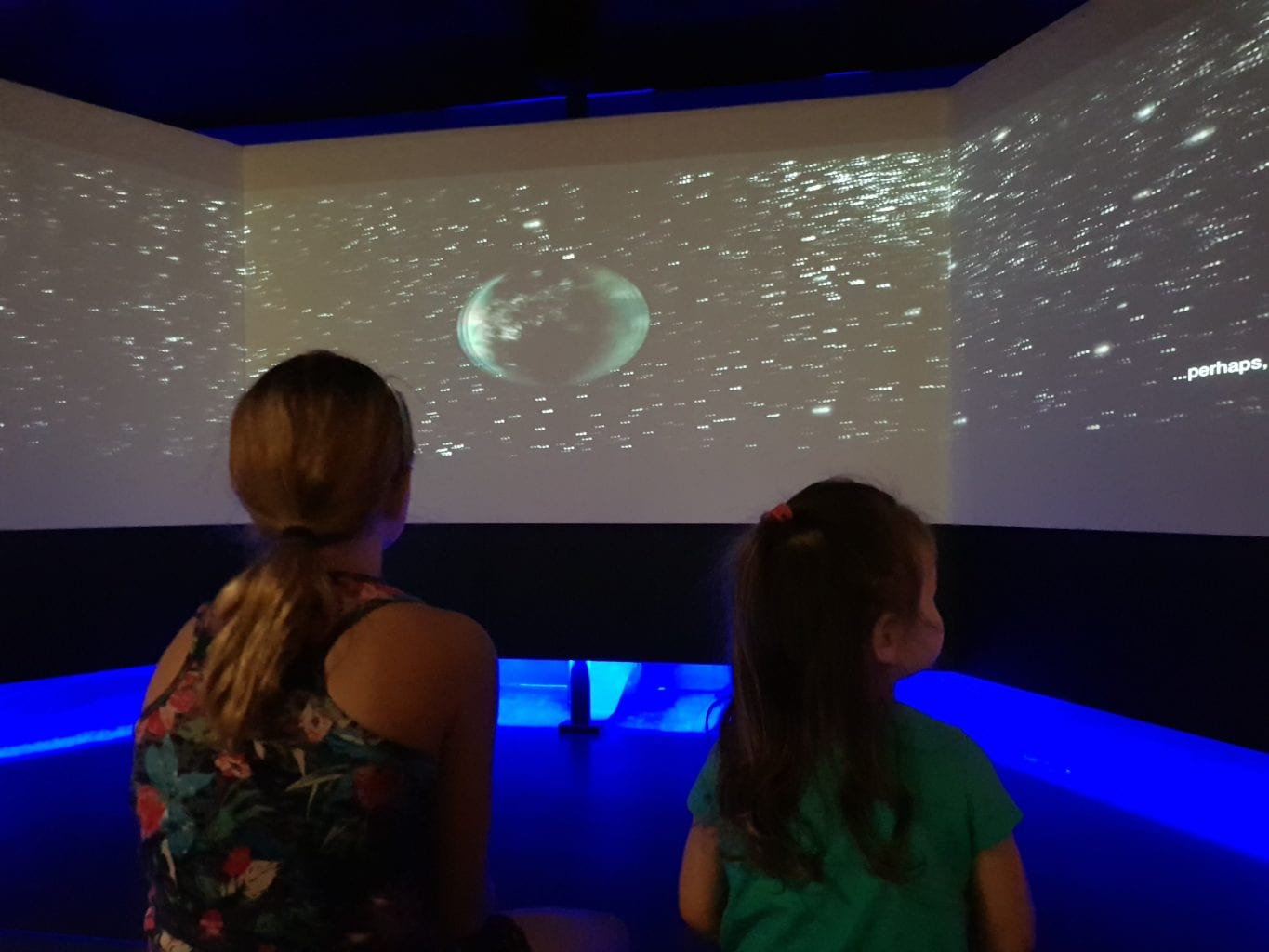 Amazing hands-on learning a the Astronomy Center at the Royal Observatory Greenwich