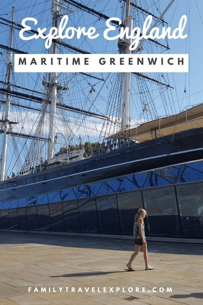 A Day To Explore Maritime Greenwich In London