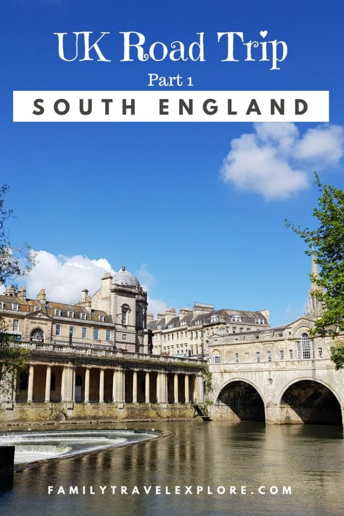 UK Road Trip Part 1: South England