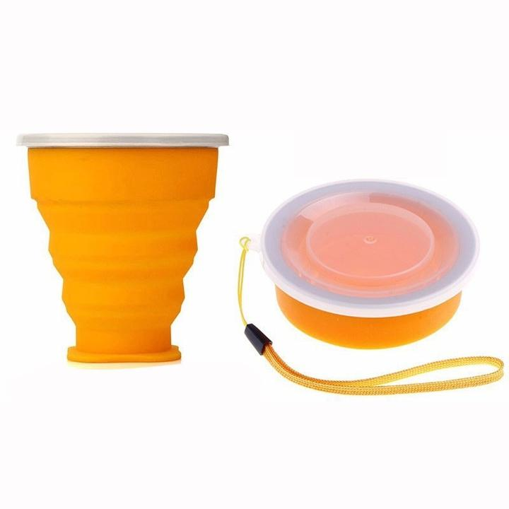 Travel Foldable Cup