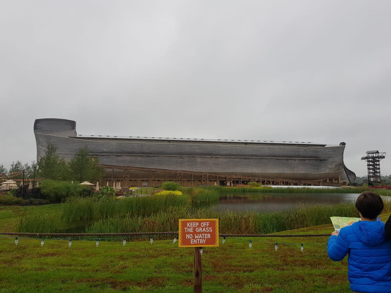 To The Ark Encounter, Kentucky – RV Road Trip USA