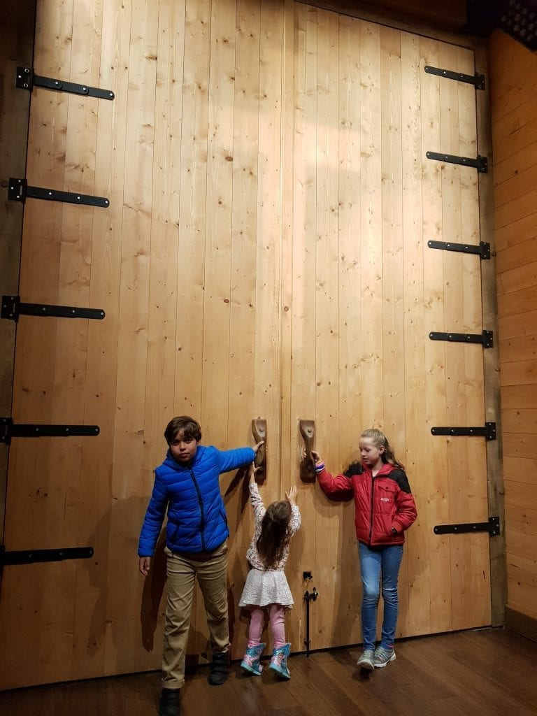 Family Travel Explore inside The Ark Encounter
