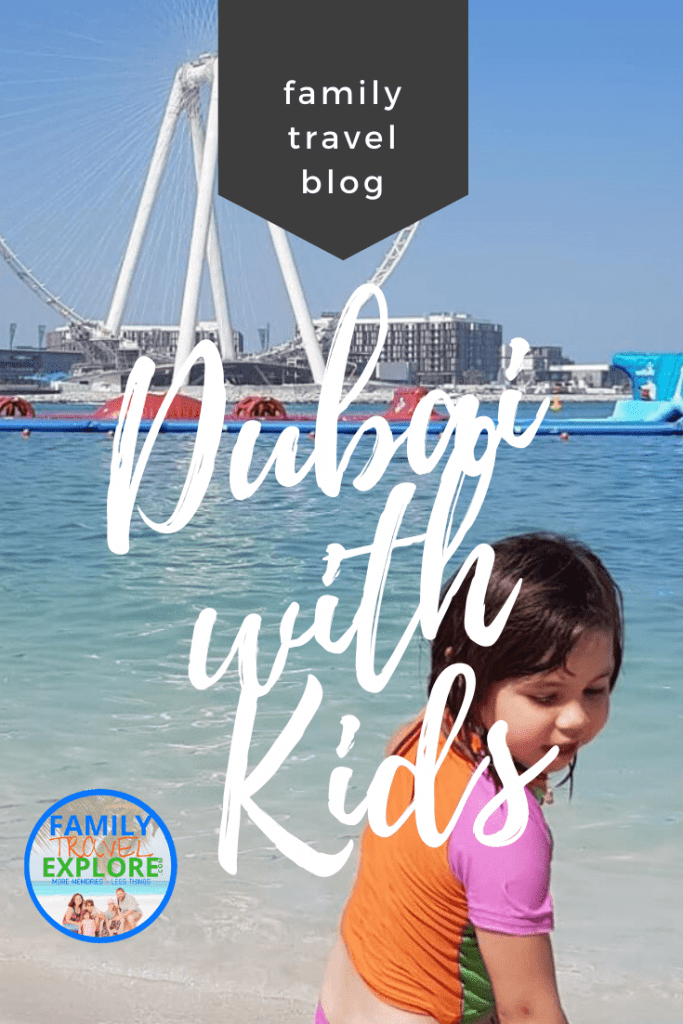 Dubai with kids