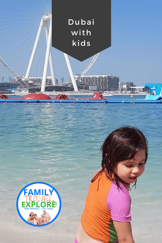 PIN IT DUBAI WITH KIDS