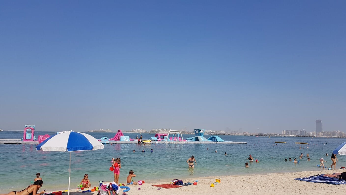 The Beach at JBR – Things To Do In Dubai