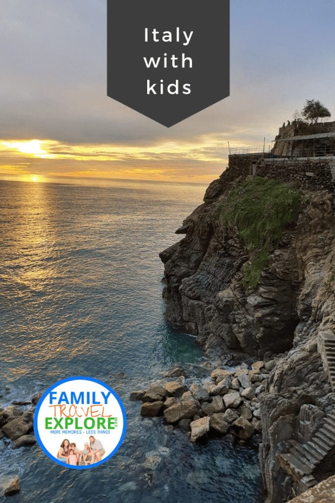 10 Days In Northern Italy With Kids