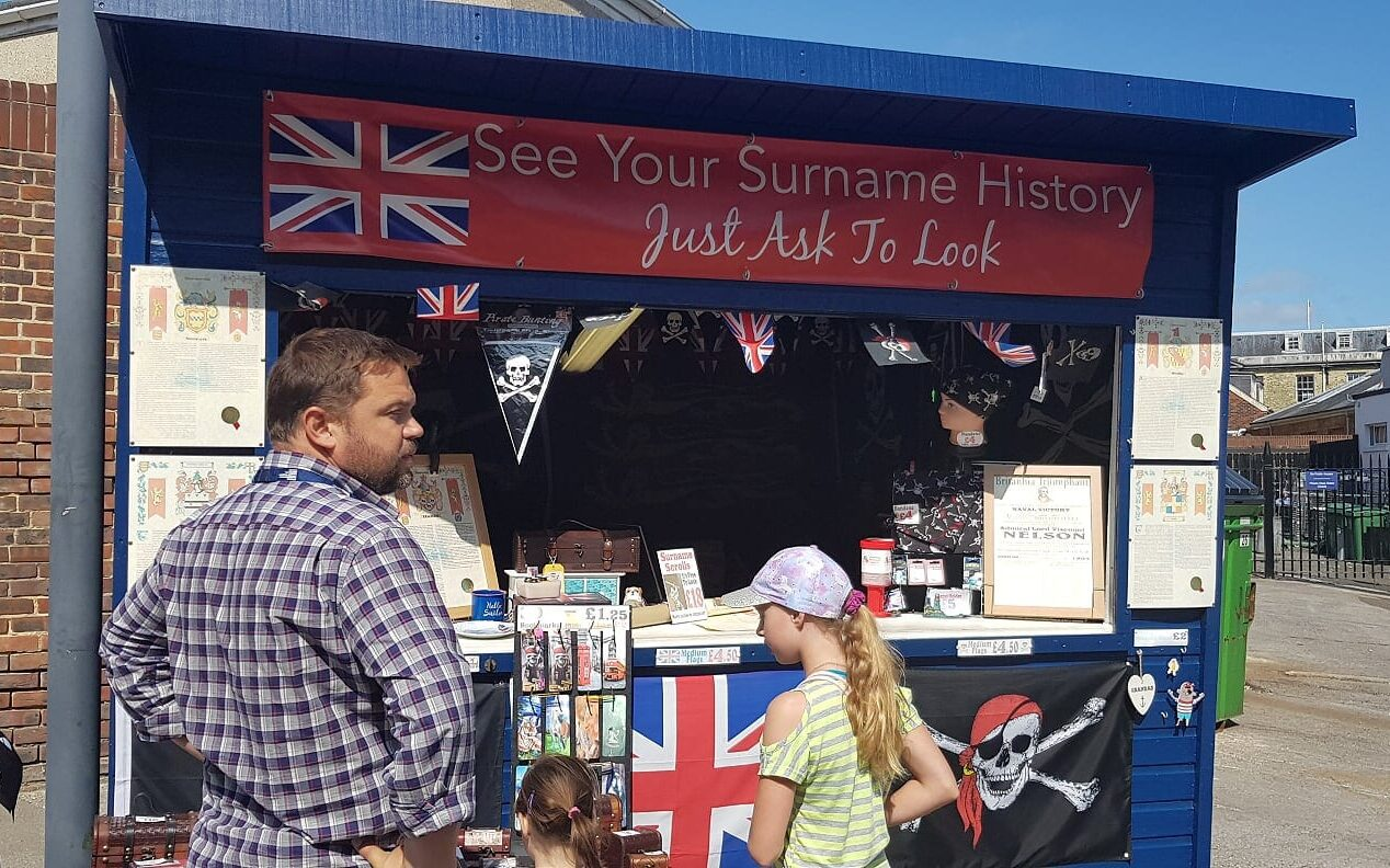 Research Surname Origin and Meaning Portsmouth Historic Dockyard