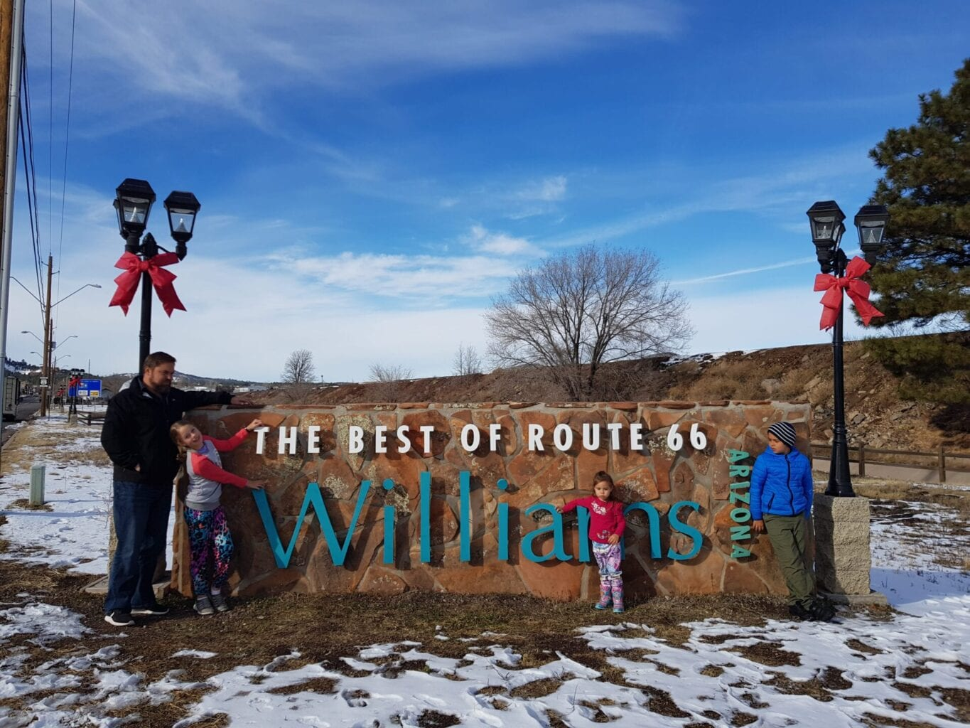 Williams, Arizona - The best of Route 66